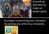 New Avatar Game