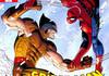 What If- Spider-man vs Wolverine