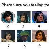 How Pharah are you feeling?