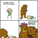 Needs a Bear hug