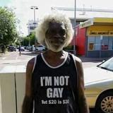 No homo.