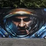 Starcraft Graffiti