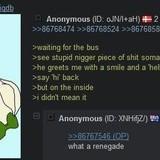 /pol/ Racism