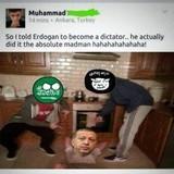 Erdogan absolute madman